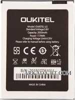 Oukitel (U2) 2050mAh Li-ion, оригинал