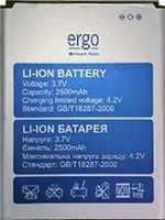 Ergo (3G 5.5) 2500mAh Li-ion, оригинал