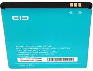 Elephone (P7000) 3450mAh Li-polymer, оригинал