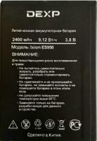 Dexp (Ixion ES950) 2400mAh Li-ion, оригинал
