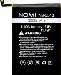 Nomi i5510 (NB-5510) 3000mAh Li-ion, оригинал