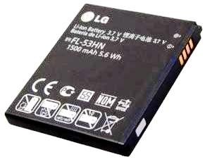 LG P990 (FL-53HN) 1500mAh Li-ion 5.6Wh, оригинал