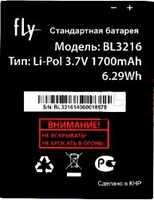 Fly IQ4414 (BL3216) 1700mAh Li-polymer, оригинал