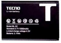 Tecno HD61 Album (BL-5C) 1000mAh Li-ion, оригинал
