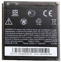 HTC BA S800 (BL11100) 1650mAh Li-ion 6.27Wh, оригинал