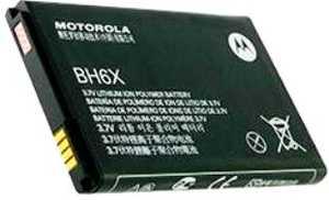Motorola BH6X (SNN5880A) 1930mAh Li-Polymer 7.01Wh, оригинал