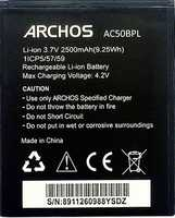 Archos 50B Platinum (AC50BPL) 2500mAh Li-ion, оригинал