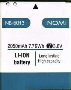 Nomi i5013 (NB-5013) 2050mAh Li-ion, оригинал