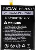 Nomi i5050 (NB-5050) 2500mAh Li-ion, оригинал