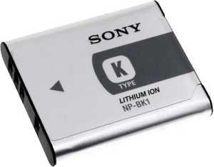 Аккумулятор к фотоаппарату Sony (NP-BK1) 960mAh Li-ion