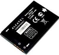 Alcatel OT 800 (CAB30P0000C1) 850mAh Li-ion, оригинал.