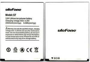 Ulefone (S7) 2500mAh Li-polymer, оригинал