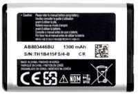 Samsung B2710i (AB803446BU) 1300mAh Li-ion 4.81Wh, оригинал