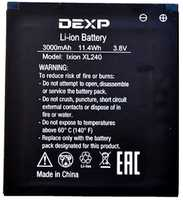 Dexp (Ixion XL240) 3000mAh Li-ion, оригинал