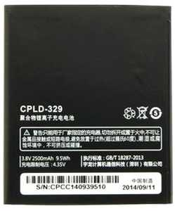 Coolpad (CPLD-329) 2500mAh Li-polymer, оригинал
