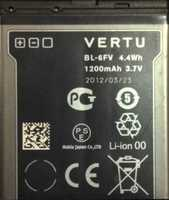 Vertu (BL-6FV) 1200mAh Li-ion, оригинал