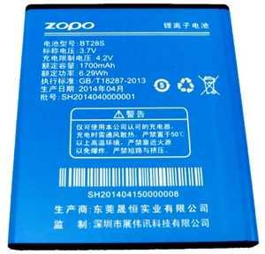 Zopo ZP580 (BT28S) 1700mAh Li-ion, оригинал