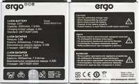 Ergo (B500 First) 2000mAh Li-ion, оригинал