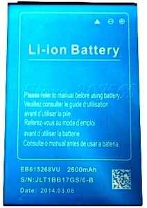 Ulefone (U9000) 2600mAh Li-ion, оригинал
