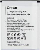 Blackview (Crown) 2200mAh Li-polymer, оригинал