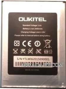 Oukitel (U7) 2000mAh Li-ion, оригинал