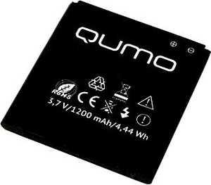 Qumo (406) 1200mAh Li-polymer, оригинал