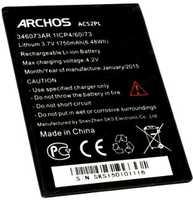 Archos 52 Platinum (AC52PL) 1750mAh Li-ion, оригинал