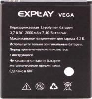 Explay (Vega) 2000mAh Li-ion, оригинал