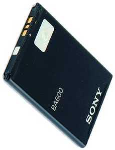 Sony Ericsson BA600 (1252-1050) 1290mAh Li-Polymer 4.8Wh, оригинал
