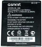 GSmart (BL-166) 1700mAh li-ion, оригинал