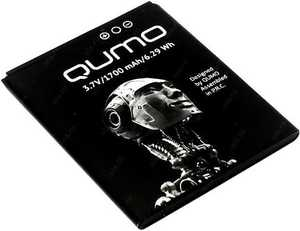 Qumo (458) 1700mAh Li-polymer, оригинал