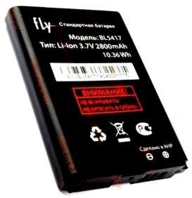 Fly DS132 (BL5417) 2800mAh Li-ion, оригинал