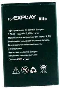 Explay (Alto) 1600mAh Li-polymer, оригинал