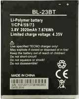 Tecno M6 (BL-23BT) 2020mAh Li-polymer, оригинал