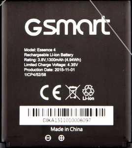 Gsmart (Essence 4) 1300mAh Li-ion, оригинал