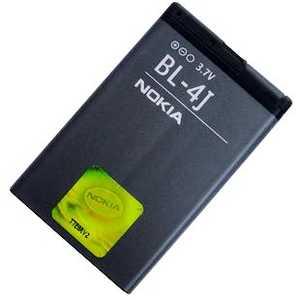 Nokia C6-00 (BL-4J) 1200mAh Li-ion 4.4Wh, оригинал