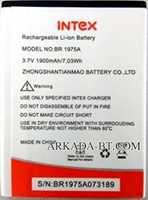 Intex (BR1975A) 1900mAh Li-ion, оригинал