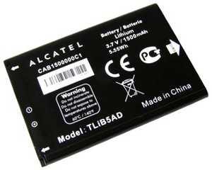 Alcatel OT 993 (TLiB5AD) 1500mAh Li-ion, оригинал