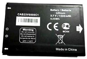 Alcatel OT Y800 (CAB23V0000C1) 1500mAh Li-ion, оригинал