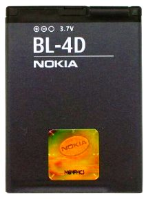 Nokia E5 (BL-4D) 1200mAh Li-ion 4.4Wh, оригинал