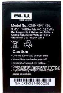 Blu (C664404140L) 1400mAh Li-ion, оригинал
