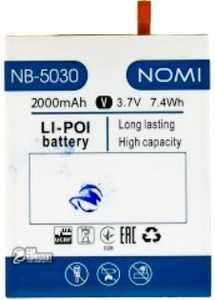 Nomi i5030 (NB-5030) 2000mAh Li-Polymer, оригинал