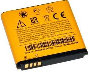 HTC BA S430 (BB92100) 1200mAh Li-ion 4.44Wh, оригинал