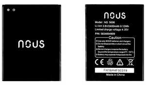 Nous (NS 5006) 2400mAh Li-ion, оригинал