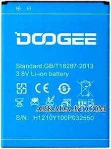 Doogee (Y100 Plus) 3000mAh Li-ion, оригинал