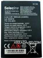 Selecline (MID5016) 1800mAh Li-ion, оригинал