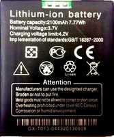 ThL (W11) 2100mAh Li-ion, оригинал