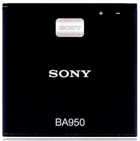 Sony-Ericsson BA950 (1268-1682) 2300mAh Li-Polymer 8.6Wh, оригинал
