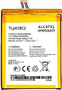 Alcatel OT 6033 (TLp018с2) 1800mAh Li-polymer, оригинал