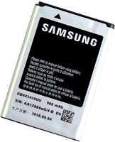 Samsung S5350 (EB483450VU) 900mAh Li-ion 3.33Wh, оригинал